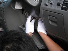 車両盗難対策