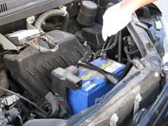 バッテリー断線対策②